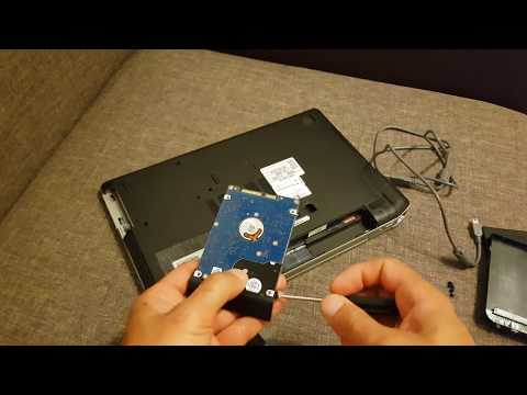 Metoda simpla de mutare a Windows-ului de pe HDD pe un SSD nou, de capacitate mai mica