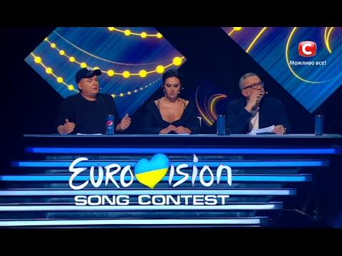 Результаты голосования. Евровидение