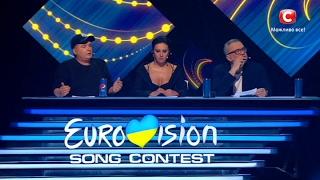 Результаты голосования. Евровидение 2017. Второй полуфинал