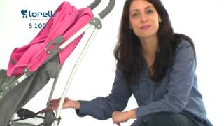 Бебешка количка   Lorelli   Baby Stroller S100   цена от 4BABY BG(WWW.4BABY.BG - Тук може да откриете нашите детски играчки стоки за бебето както и игри сортирани по категории...., 2015-03-07T16:44:16.000Z)
