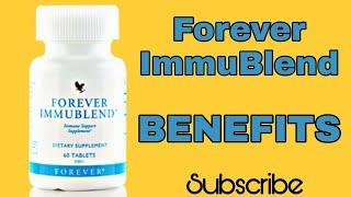 Forever ImmuBlend Benefits