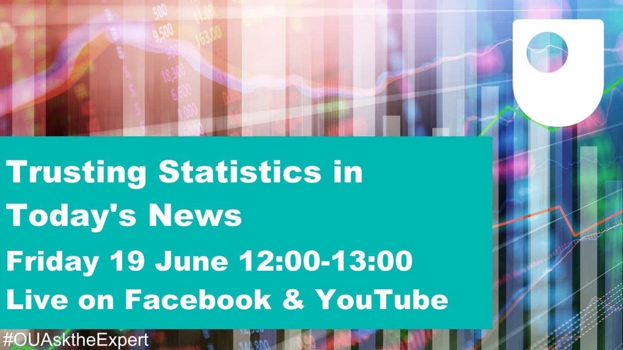 Ask the experts: Trusting Statistics in Today's News