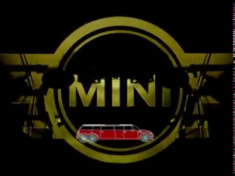 Best of MINI Cooper Image Film Beijing 2007