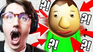 TOTALLY NOT CLICKBAIT SECRETS OF BALDI'S BASICS IN EDUCATION AND LEARNING