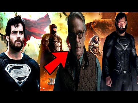 Justice League How Superman RETURNS REVEALED? Will Clark Kent RETURN? DCEU