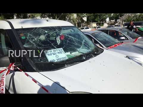 Israel: One Israeli Killed In Rocket Attack On Ashkelon As Cross-border Violence Continues