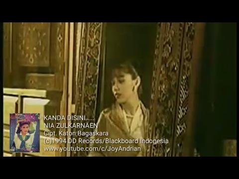 Nia Zulkarnaen - Kanda Disini... (Original Karaoke Video) Mp3