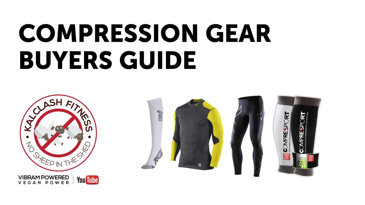 38ff3c806 Sports compression clothing buyers guide - compression gear sizing skins  2xu underarmour. Kalclash Fitness V