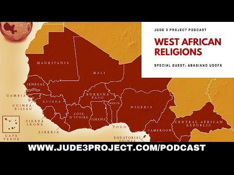 West African Religions | Abasiano Udofa