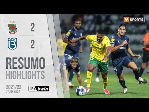 Ferreira Belenenses Goals And Highlights