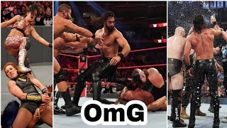 WWE 9 September 2019 Monday Night Raw ¦¦ WWE raw 9/9/2019 Highlights -WWE today, wwe new