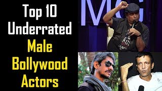 Top 10 Underrated Male Bollywood Actors of 2019
