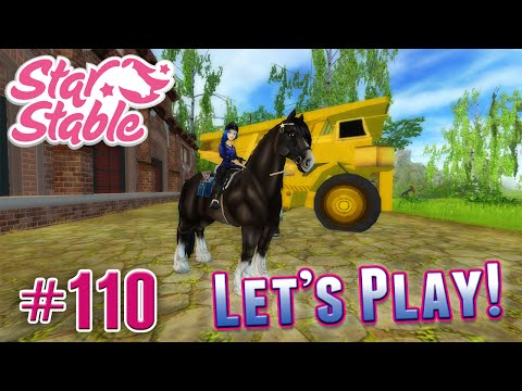 Let's Play Star Stable #110 - GHOST IN THE WINE CELLAR