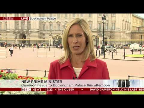 BBC News Special - The UK's New Prime Minister: 13th July 20