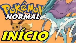 Pokémon Normal Version: Elemental Division (Hack Rom) - O Início