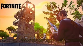 • Battle of construction Fortnite: Saving the World