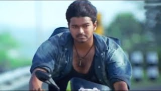 Super action hero Vijay entry on doing bike racing with lawrence | Cinema Junction HD