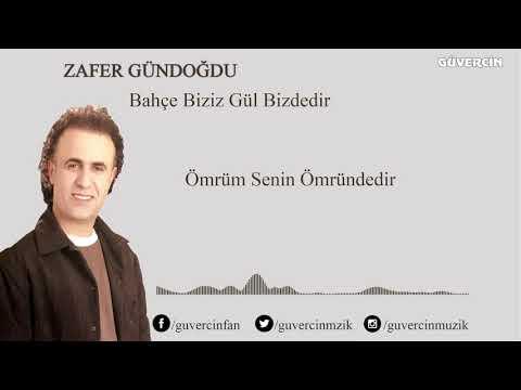 Zafer Gündoğdu - Ömrüm Senin Ömründedir [Official Audio Güvercin Müzik ©]