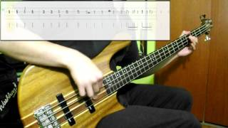 The Who - My Generation (Bass Cover) (Play Along Tabs In Video)