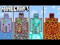 Make GOLEMS From ANY BLOCK in Minecraft!