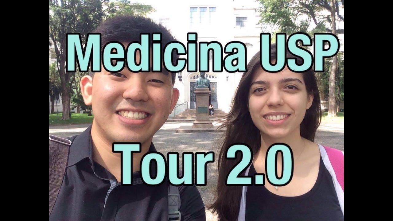 Tour na Faculdade de Medicina da USP (Versão 2.0) - Vlog ...