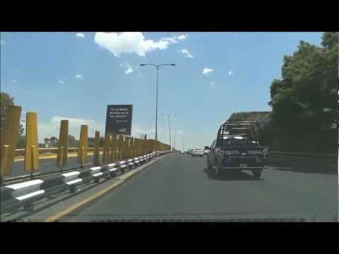 Mexico City: From Airport to Polanco