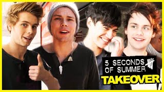 5SOS - Philly Cheesesteak Challenge! - 5SOS Takeover Ep. 3