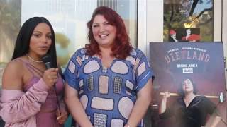 Actress Joy Nash On Her New AMC Show 'Dietland' !