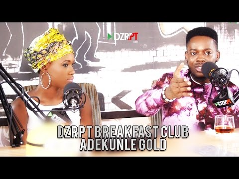 "Video: ""Mavin & YBNL Beef Ended Earlier Than I Thought"" – Adekunle Gold"