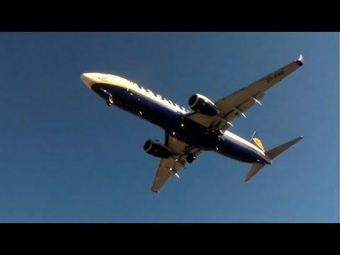 PLANE SPOTTING Porto Airport OPO/LPPR | Portugal 18/11/2012