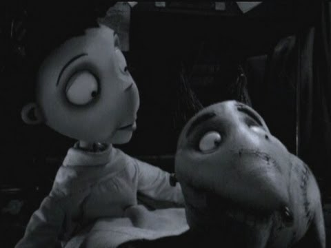 Interview: Tim Burton talks horror movies, animation and Frankenweenie