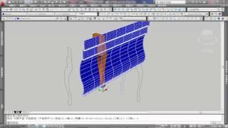 Queen Anne Legs Cut By Band Saw Simulation