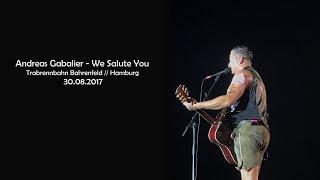 Andreas Gabalier - We Salute You (Trabrennbahn Hamburg, Open Air) 2017