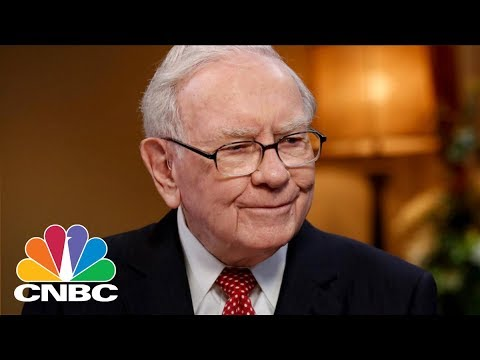Warren Buffett's Annual Shareholder Letter Shows Record Profits | CNBC