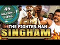 The Fighterman Singham Singam Tamil Hindi Dubbed Full Movie | Suriya, Anushka Shetty