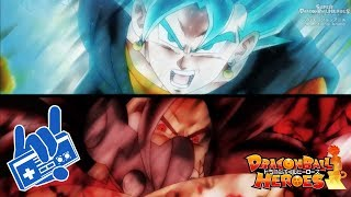 Super Dragon Ball Heroes - Vegito Blue Theme EP2 | Recreation