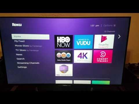 Top 4K streaming device Roku streaming stick plus setup and review