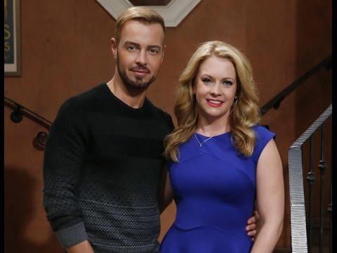 Melissa & Joey (Melissa Joan Hart and Joey Lawrence) - OPENINGS