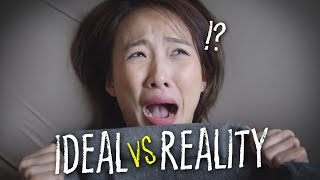 when-you-have-things-to-do-【ideal-vs-reality】
