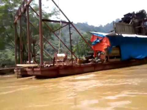 Sungai batang hari - YouTube