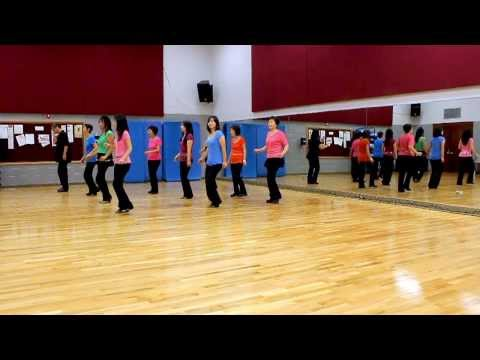 Just A Little Love - Line Dance (Dance & Teach in English & 中文)
