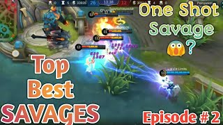 Top Best Savages Moments :EUDORA ONE SHOT SAVAGE ???