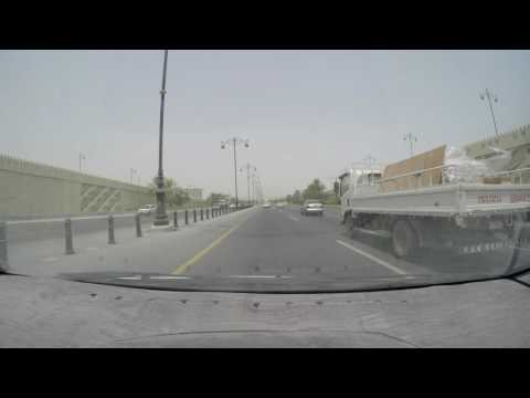 Time Lapse Through Muscat