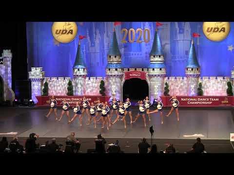 Lake Forest Dance Team Pom 2020