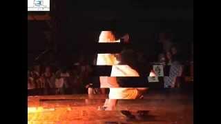 battle cergy 2003 tip top & yugson vs arnaud& brice(kirikou)