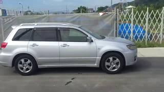 Видео-тест автомобиля Mitsubishi Airtrek (CU2W-0100574, 4g63t, 2002г)