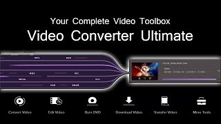 Video Convert Any Video to Over 1,000 Formats - Video Converter Ultimate download MP3, 3GP, MP4, WEBM, AVI, FLV Juli 2018