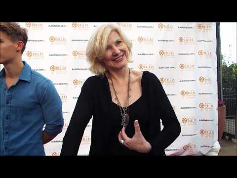 Dallas Film Festival 2015:  with Beth Broderick on Echoes of War