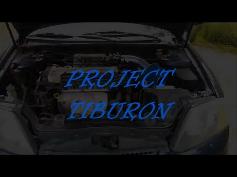 Project Tiburon Ep 1: Short Ram Air Intake