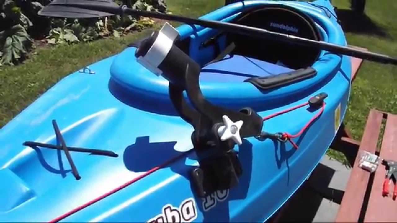 Sundolphin Aruba10 Kayak Review And Fishing Modifications